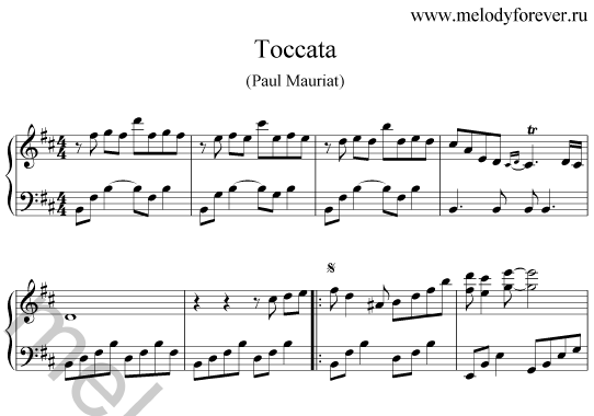 Paul_Mauriat_Toccata